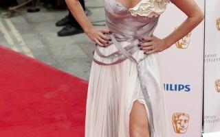 BRITAIN-ENT-TV-BAFTA