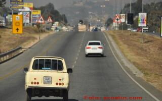 Autostrada din Africa de Sud