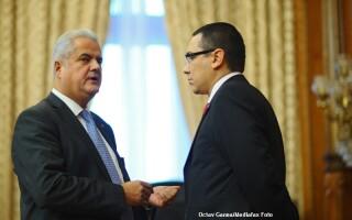 Adrian Nastase, Victor Ponta