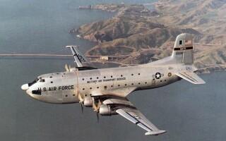 avion Air Force prabusit in 1952