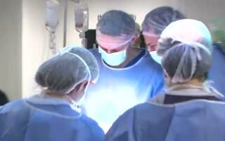 medici, operatie, transplant
