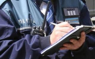 Politie amenda