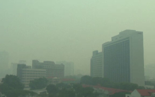 smog, poluare, Singapore