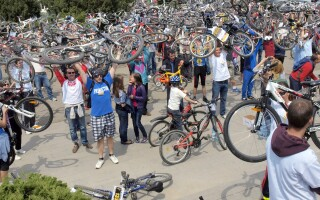 biciclisti,arad