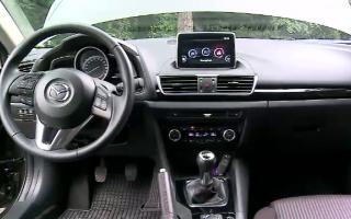 Test drive Mazda3