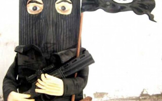 jucarie jihad terorist