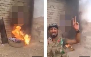 terorist SI ars de viu
