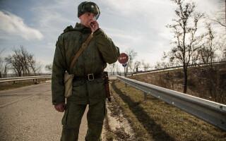 soldat rus, transnistria - getty