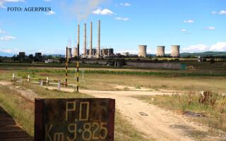 termocentrala Turceni FOTO AGERPRES