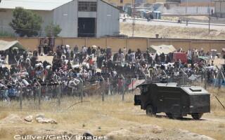 sirieni, Turcia, Statul Islamic, refugiati