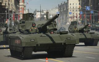 rusia, tancuri - Getty