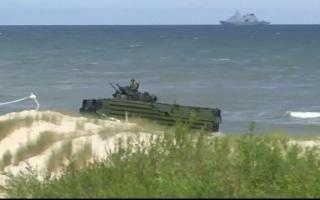 exercitiu NATO