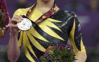 Andreea Iridon, Baku - Agerpres
