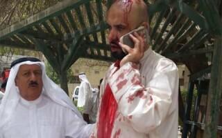 atentat moschee Kuweit