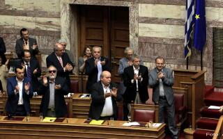 Parlament Grecia - agerpres