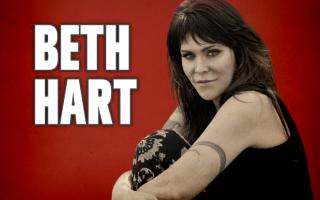 Beth Hart - FACEBOOK