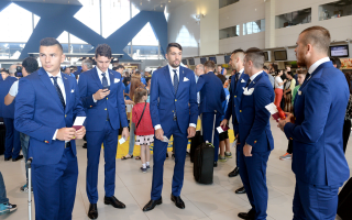 Echipa Nationala in drum spre Euro 2016
