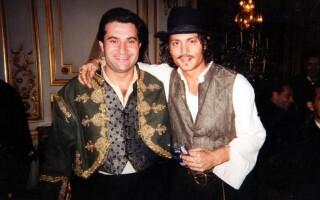 Johnny Depp si Ionita din Clejani