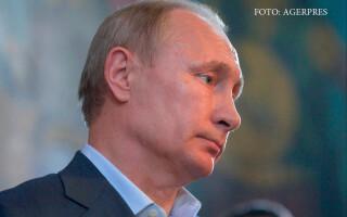 Vladimir Putin in vizita din Grecia