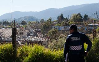 politia mexic
