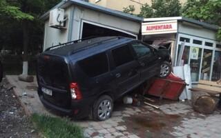 accident Chisinau