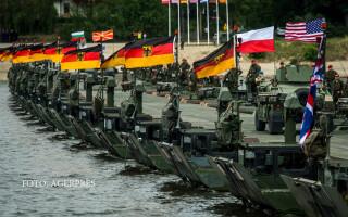 exercitiu militar NATO in Polonia, ANaconda 2016