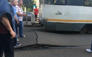 tramvai - Simona Mocanu