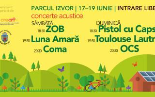 We like weekends. Dansezi descult in iarba si pedalezi pentru un oras mai curat. Evenimentele din perioada 17 - 19 iunie 2016 - 1