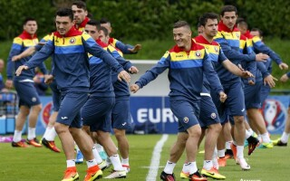 Antrenament Romania
