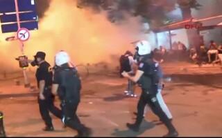 violente Istanbul