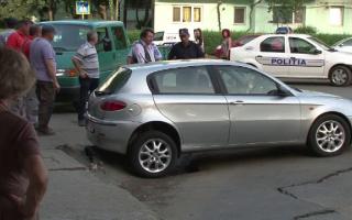 asfalt parcare