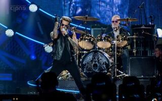 We Like Weekends. Cum s-a vazut concertul Queen si Adam Lambert din primul rand - 1