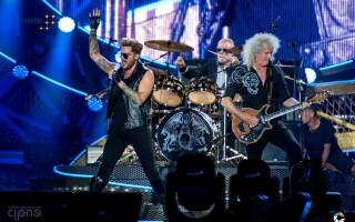 We Like Weekends. Cum s-a vazut concertul Queen si Adam Lambert din primul rand - 5