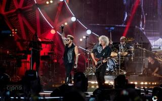 We Like Weekends. Cum s-a vazut concertul Queen si Adam Lambert din primul rand - 8