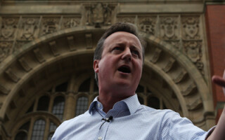 cover prima David Cameron
