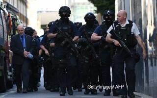 atac londra: politia britanica
