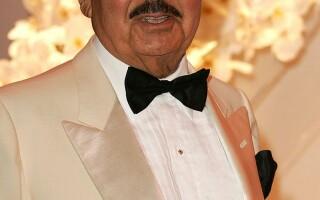 Adnan Khashoggi.