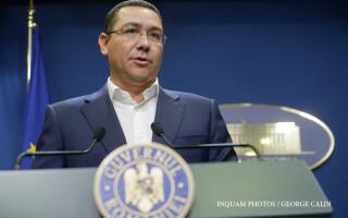 Victor Ponta SGG la guvern