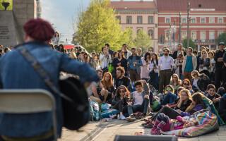 Jazz in the Park dezvolta la Cluj o serie de evenimente din iunie pana in noiembrie