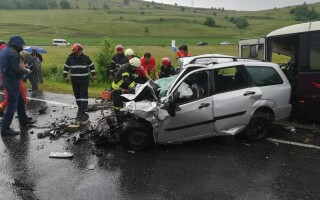 accident Harghita