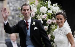 Pippa Middleton si James Matthews