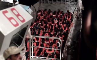 nava migranti