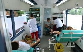 Ziua Mondială a donatorului de sânge. Populația este invitată să doneze