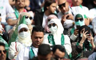 arabia saudita suporteri