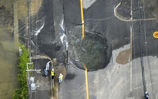 Cutremur devastator în Japonia, cu 3 morți și peste 200 de răniți