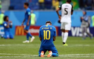 Cupa Mondială, Neymar, Brazilia