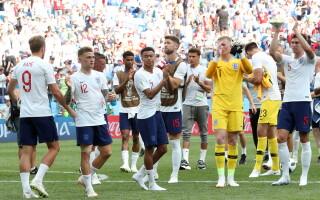 Anglia - Panama, Cupa Mondială
