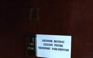 masuri restrictive in Parlament