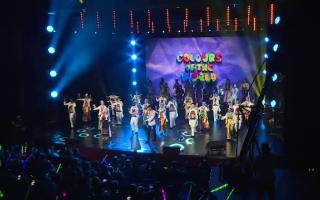 festival culorile lumii