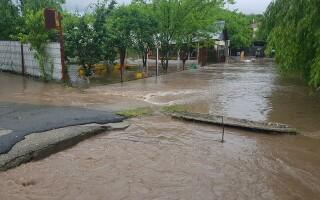 inundatii giurgiu